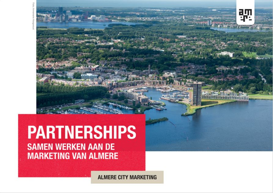 Partnerbrochure Almere City Marketing