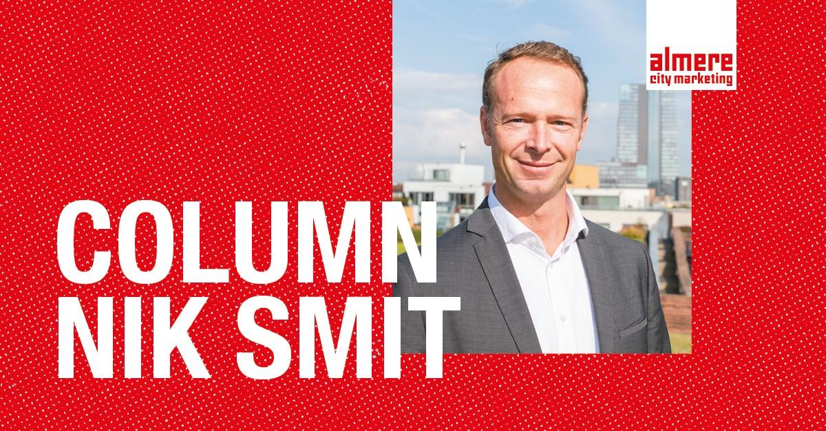 Column Nik Smit
