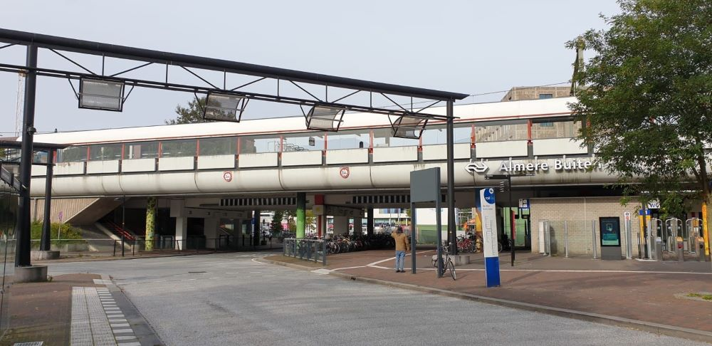 Station Almere Buiten 1 S