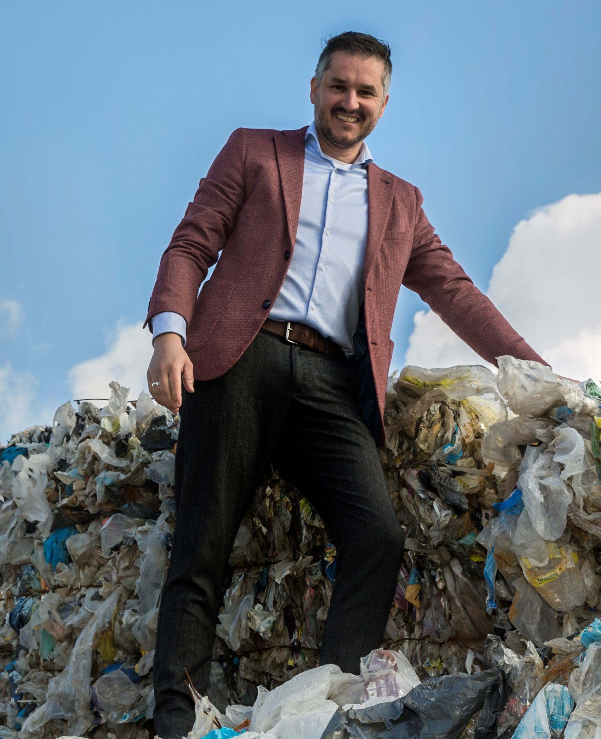 Save plastic kleiner