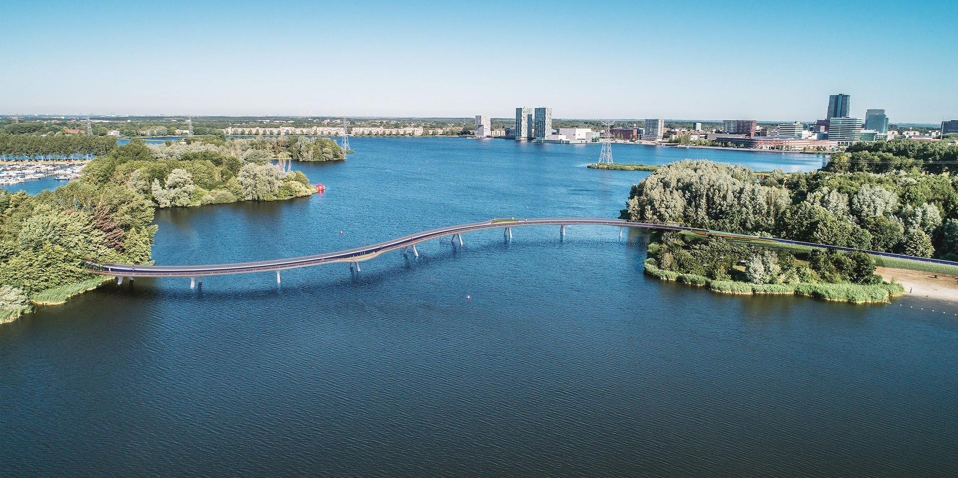 Foto Weerwaterbrug