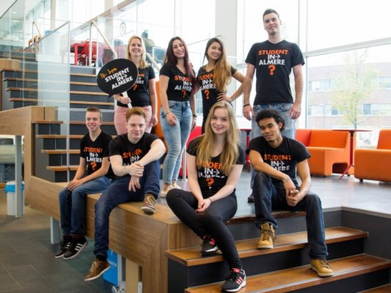 student-in-almere-city-marketing